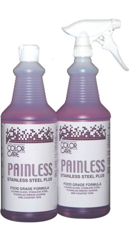 Painless Stainless Cleaner
